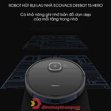 Robot hút bụi Ecovacs Deebot T5 Hero - Điện Máy Toàn Quốc - Trung tâm mua  sắm điện máy toàn quốc