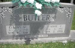 Gladys Myrtle Robertson Butler (1911-1991) - Find A Grave Memorial
