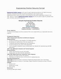 42 Beautiful Civil Engineer Resume Sample Pdf Awesome Resume