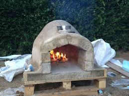 Wood Oven Design How To Make A Homemade Pizza Oven 8 Steps With Pictures