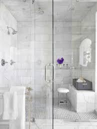 Tile shower images Wood Shower Tile That Mimics Marble Architypesnet 10 Walk In Shower Tile Ideas That Radiate Luxury