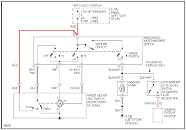 wiring diagram for a ford escort windshield wiper system graphic graphic