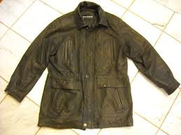small 100 leather jacket by wilsons 54 44
