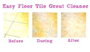 grout cleaning with baking soda how to clean tile floors with vinegar and baking soda how