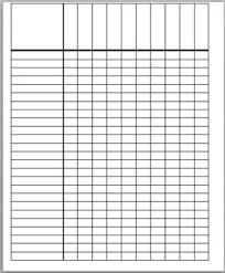 Roll Sheet Data Sheet Data Sheets Attendance Sheet