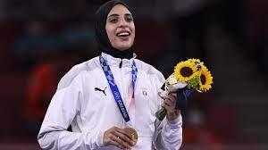 تسلسل زمني لميداليات العرب في أولمبياد طوكيو 2020