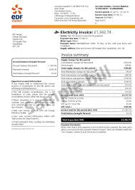 Commercial Invoice Template Canada Luxury Free Mercial Invoice ...