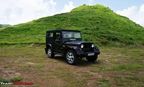 new car launches of mahindra in india2015 Mahindra Thar Facelift  A Close Look  TeamBHP
