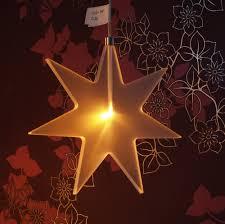 Led Weihnachtsstern Sirius Für Fenster Deco Ledde