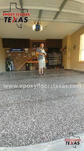 residential epoxy flooring. Epoxy Garage Floor Texas Flake Flooring - Residential E