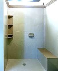 walk in showers with seats shower pan bench custom seat build faucet and spring c built walk in showers with seats