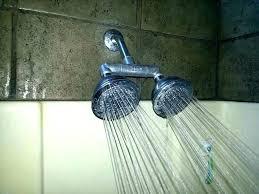 delta double shower head cool delta double shower head shower shower heads double shower head delta