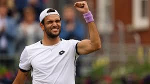 Berrettini fa la storia a Wimbledon e porta l'Italia in finale - Londra,  Italia