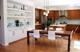 Kitchen Dining Room Combo Kitchen Dining Room Decorating Ideas Attractive Decorating Ideas