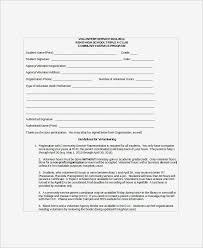 Community Service Form Magnificent Volunteer Hours Letter For College Community Service Program Form