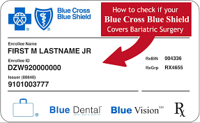 blue cross blue shield insurance bariatric surgery