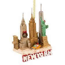 Amazonde Kurt Adler New York City Christbaumschmuck Mit
