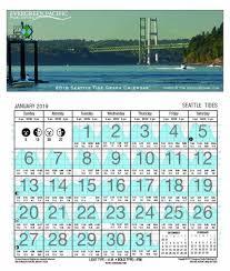 Seattle Tide Chart 2017 66 Unmistakable Tide Forcast