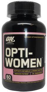 opti women multivitamin 60 caps