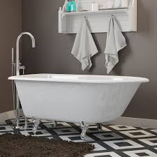 porcelain clawfoot bathtub suitable combined add clawfoot bathtub faucet parts suitable combined add 50 inch clawfoot