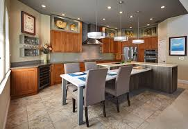 Photo 3 of 4 Island Kitchen Island Dining Table Combo Theydesign Inside Kitchen  Island With Table Attached Kitchen Island With