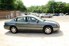 2005 Chevrolet Impala Gray Sedan Used Car Sale