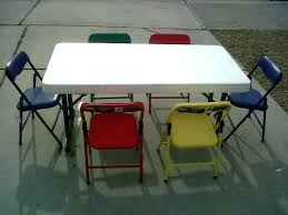 childrens folding table and chair set check this folding table chairs brilliant folding table and chair