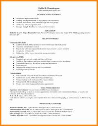 Resume Format Skills Based 7 14 Skills Based Resume Template