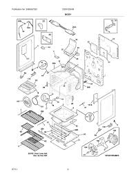 CGGF3054MFA | Frigidaire Company | Appliance Parts