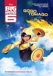 Big Hero 6 Posters - GoGo Tomago - Biệt Đội Big Hero 6 bức ảnh (37256158) -  fanpop