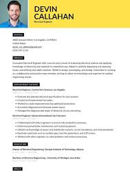 You can also download a latest cv design sample in pakistan from this page easily so given below is a cv sample and in the end there is a link from where you could download these. Electrical Engineer Resume Examples Writing Tips 2021 Free Guide