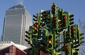 America S First Traffic Light History Of Traffic Lights 100th Anniversary Of The First