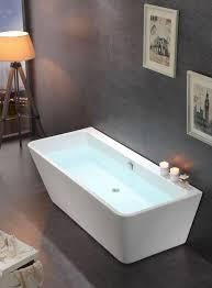 Acrylic Bathroom Sink Arzeno Ii Acrylic Modern Freestanding Soaking Bathtub 67