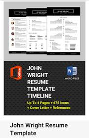 Modern Resume Template Cnet Office Resumes Resume Templates Microsoft Word For Android Free
