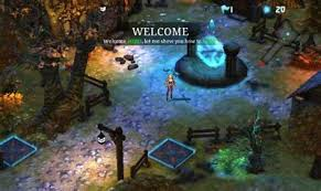 Jeux gratuits - la lgende de thor pour iPad gratuit