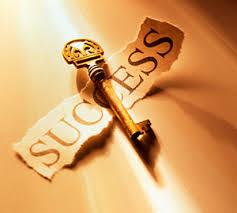 3 Master Keys to success: – Do Something!