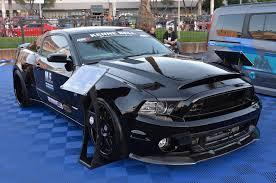 SEMA 2013: Manny Galvan's 1,000 horsepower 2013 Shelby GT500 ...