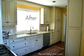 show me kitchen cabinets general finishes milk paint