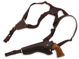 barsony left hand draw brown leather vertical shoulder holster size 6 astra beretta colt eaa rossi ruger s w for 6 revolvers com