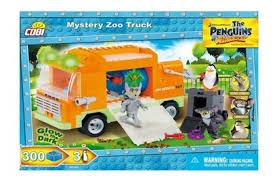 <b>Конструктор</b> Mystery <b>Zoo</b> Truck - <b>COBI</b>-26301 - купить в Rc-like