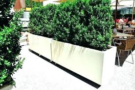 large square planters outdoor modern wooden garden contemporary uk
