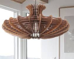 plywood lighting. jellyfish_ pendant light wood lamp lighting plywood hanging m