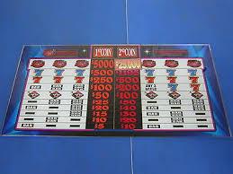 Off The Charts Slot Machine Bally Gaming Inc Rich Famous Slot Machine Casino Glass