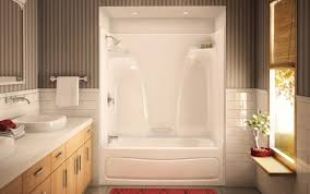 dimensions combo surround tub bathtub for home types doors cool corner ideas bench shower