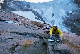 leo houlding shows the fun of big wall climbing