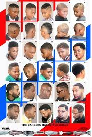 Barbershop Hairstyle Chart A Houston Barber Is Fukking Up Nikkas Haircuts Bragging