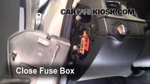 interior fuse box location 2009 2016 audi a4 quattro 2009 audi  at Audi A4 Fuse Box Location 2017 Footwell