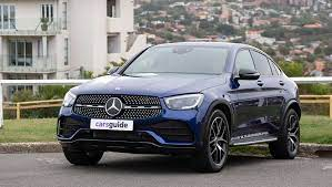 Heated seats and radio and entertainment system are great features Mercedes Glc 2020 Review 300 Coupe Carsguide
