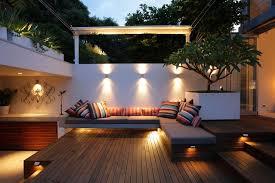 lighting inspiration. Outdoor-lighting-deck-recessed-spotlight-diy Lighting Inspiration