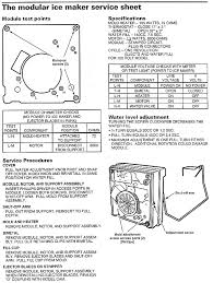 kenmore ice maker wiring diagram schematics and wiring diagrams auto ice maker wiring diagram car
